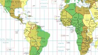Earth Geometry Lesson 4 - Time Zones