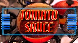 Dad's Secret Tomato Sauce Recipe