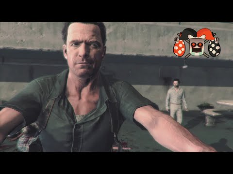 Let's Play Max Payne 3 part 17 - Meet Dr. Death