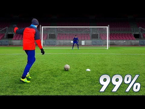 HOW TO SCORE 99% OF PENALTIES