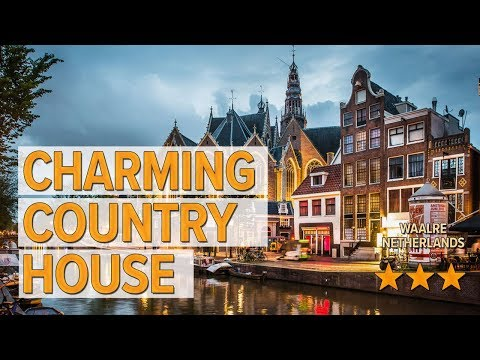 Charming Country House Hotel Review | Hotels In Waalre | Netherlands Hotels