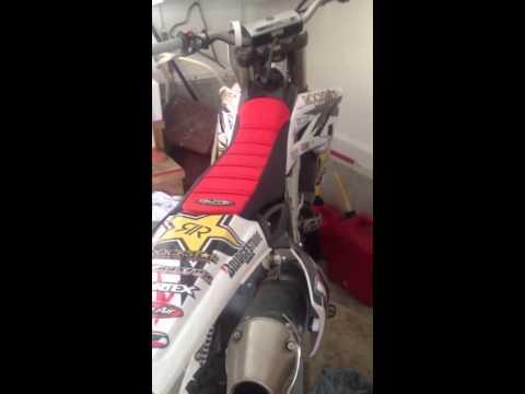 2012 Yamaha yz250f graphics (Senge Graphics)