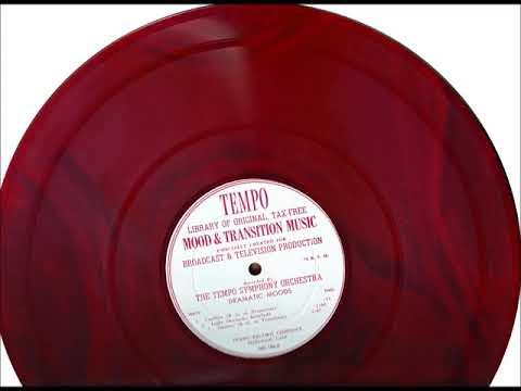 TEMPO Radio / TV Broadcast Symphonic Music TRANSCRIPTION 78 RPM RECORDS Bing Crosby Estate