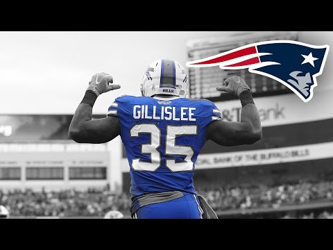 """Mike Gillislee 