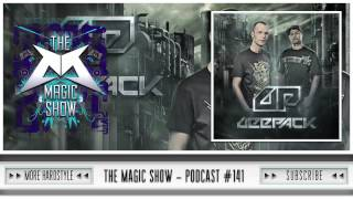 The Magic Show Podcast 141 | Deepack, Zero Sanity, Sasha F