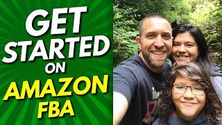 Erste Schritte am Amazon FBA-F und Eine