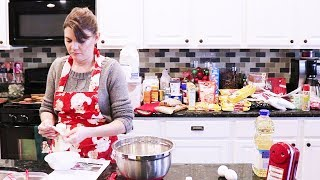 10 CHRISTMAS COOKIE RECIPES // DAY IN THE LIFE // CHRISTMAS CLEANING ROUTINE