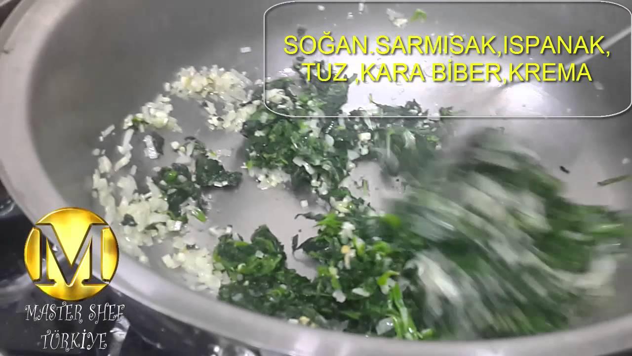 Ispanak Sote Nasıl Yapılır Resimli Anlatım