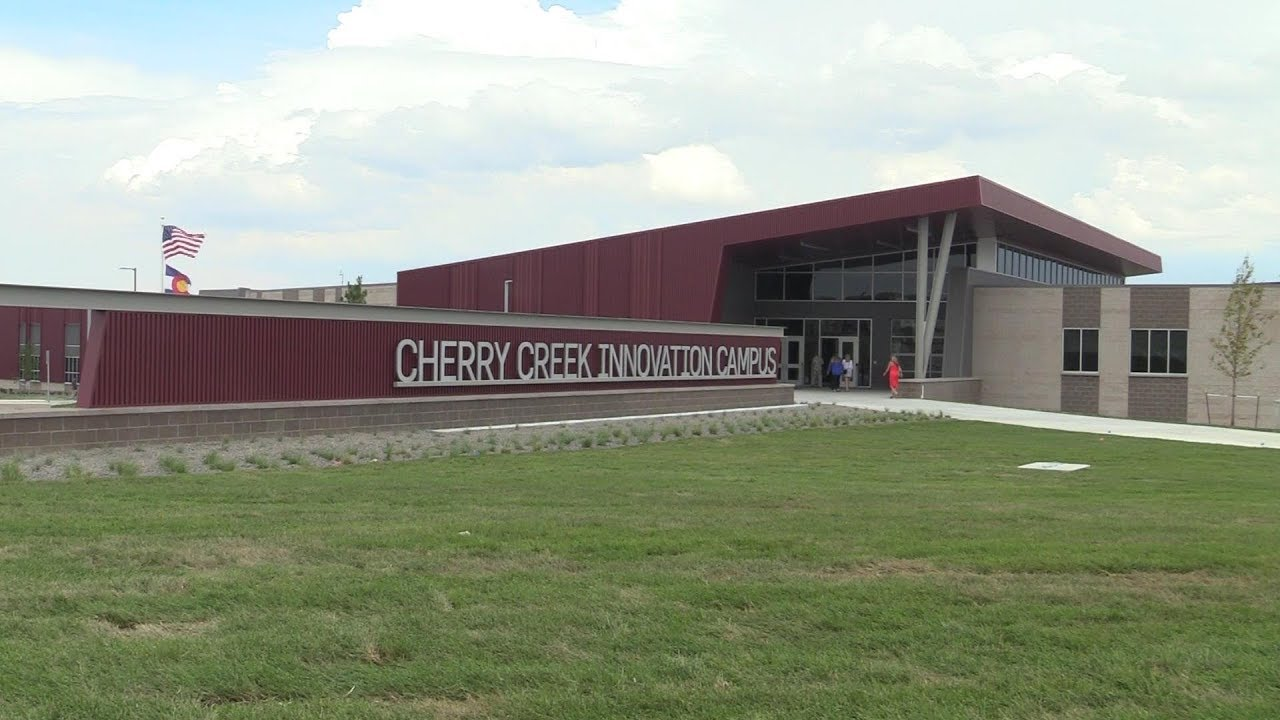 Cherry Creek Innovation Campus / Homepage