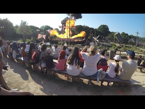 CoasterUnity au Puy du Fou [#01] : Journée sans ride, mais épique !