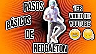 Download Video MI PRIMER VIDEO EN YOUTUBE / PASOS BÁSICOS DE REGGAETON MP3 3GP MP4