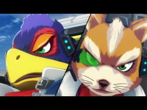 Star Fox Music Video (Kongos - Come With Me Now)
