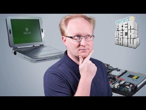 Ben Heck's Xbox One S Laptop