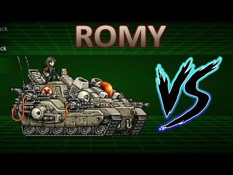 MSA VERSUS   ROMY vs BOSSES (Ball Slug, Golden Turtle, Big Shiee MK2, etc)