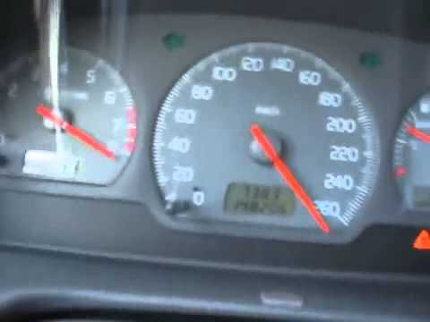 Thumbnail: Super Speed Car Volvo Speedometer Crazy
