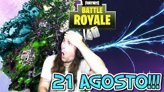 """NEW FORTNITE EVENT!!! AUGUST 21 CHANGES EVERYTHING!!?? SAVE THE WORLD FOR FREE??"