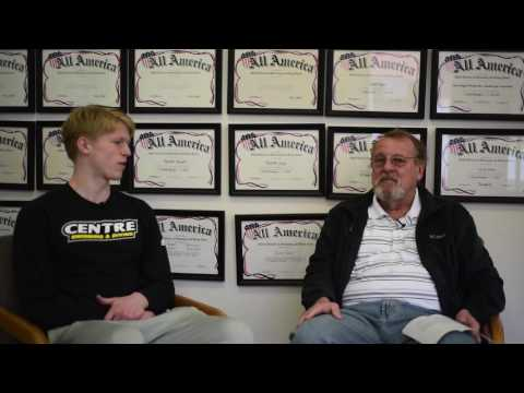 After The Whistle with Larry Vaught: Noah Martin