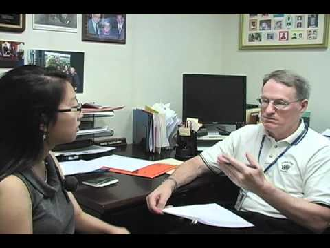 mock asylum interview