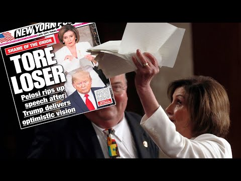 """""""Tore-Losers!"""" Impeachment and Hate are Helping Trump's Re-Election   Mark Harrington Show   2-7-20"""