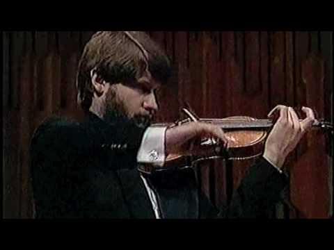 J. Brahms Violin Concerto Krzysztof Smietana 5/5 (3rd mvt)
