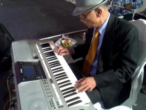 Tu Jahan Jahan Chalega : Mera Saaya (1966) : performed by COL CHAKRAVARTI - Keyboard Artiste