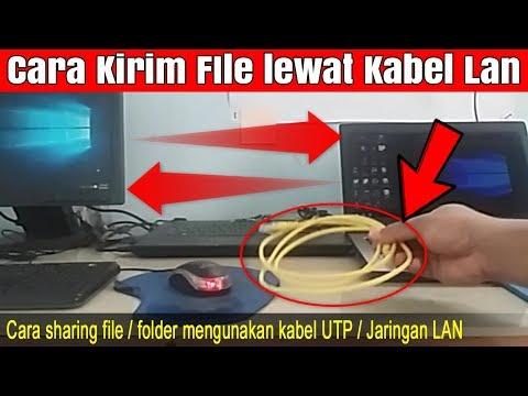 Cara Mudah Sharing (Berbagi File) di Windows 7 Menggunakan LAN.