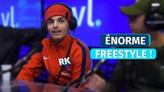 GROS FREESTYLE DE RK SUR VL