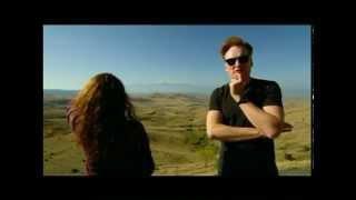 Conan O'Brien about Armenia