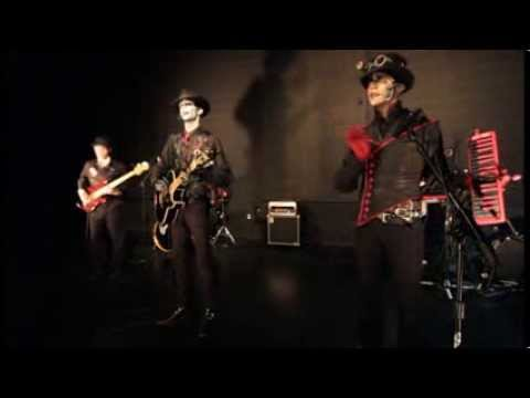 Steam Powered Giraffe - Automatonic Electronic Harmonics [Live]