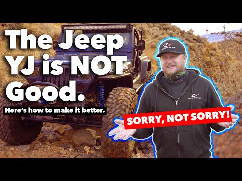 How To Make the Jeep YJ Better l Harry Situations