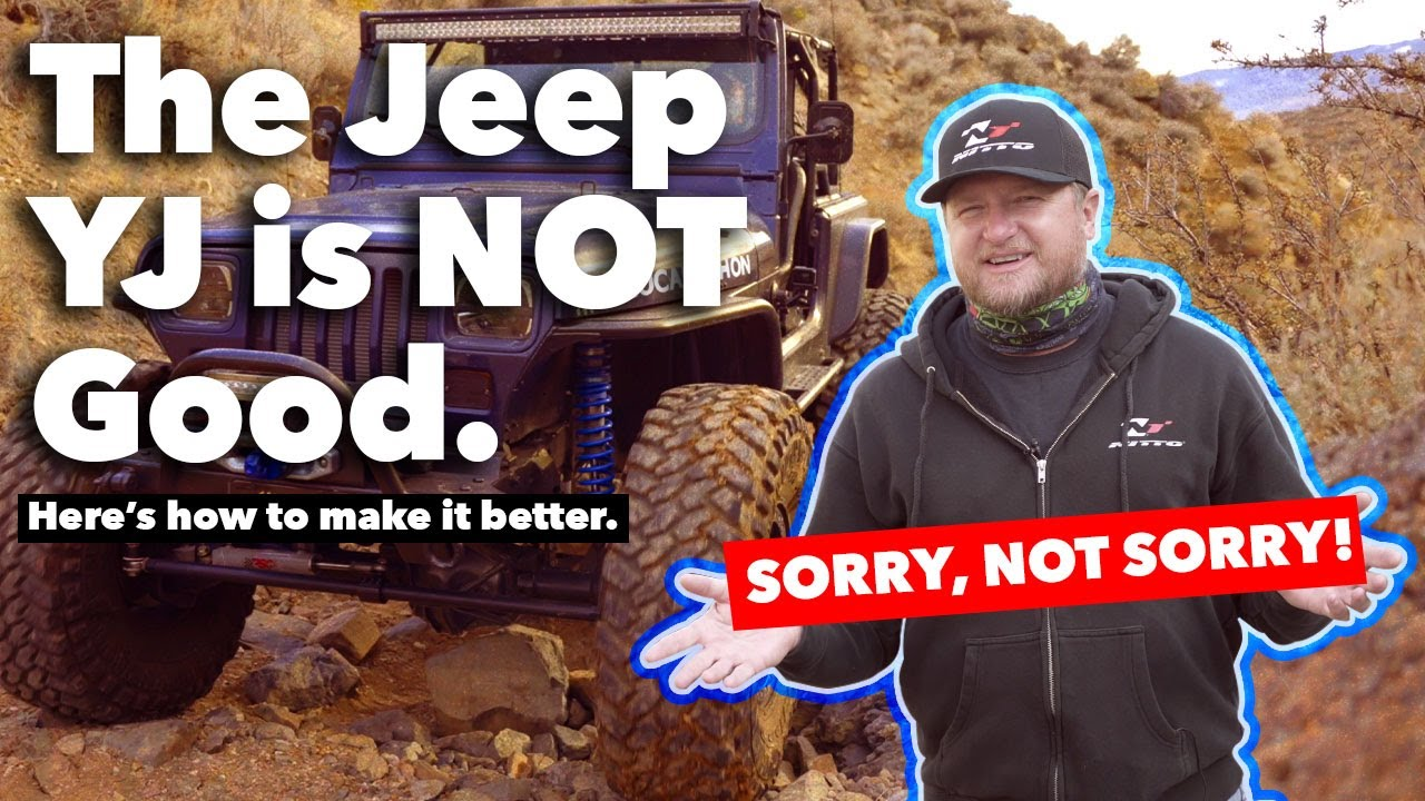 Download How To Make the Jeep YJ Better l Harry Situations