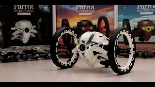 Parrot Jumping Sumo - Unboxing