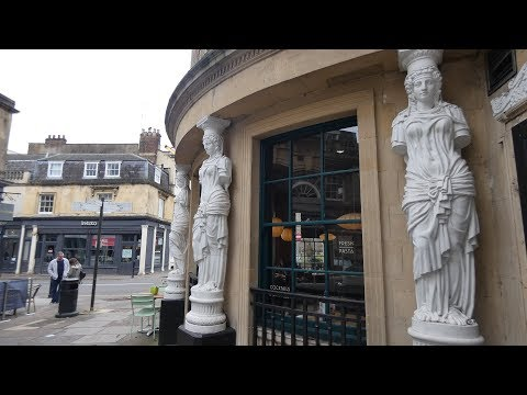 Cheltenham, Gloucestershire UK Travel Video