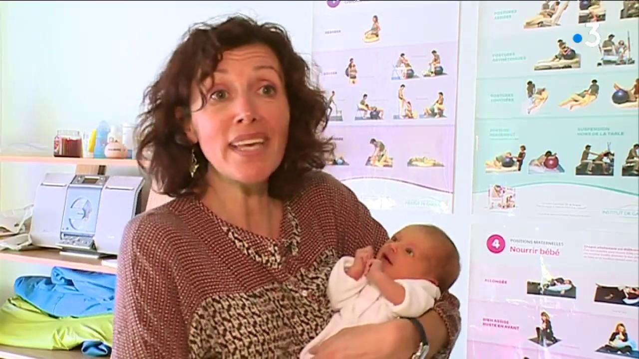 Reims L Haptonomie Pour Communiquer Avec Son Futur Bebe Youtube