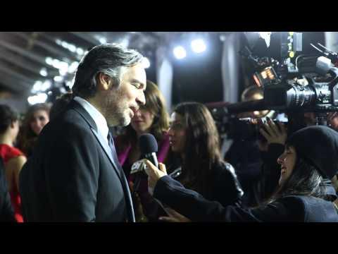 Escobar: Paradise Lost: Andrea Di Steo TIFF Movie Premiere Gala Arrival