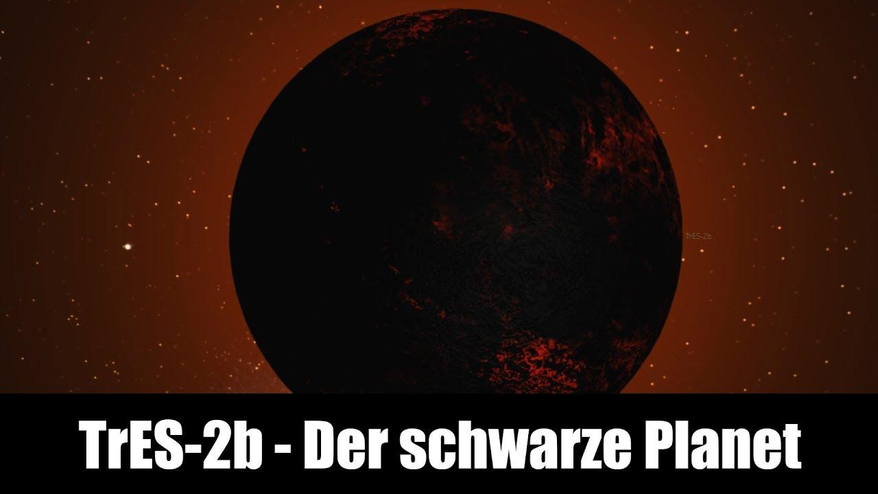 Schwarzer Planet