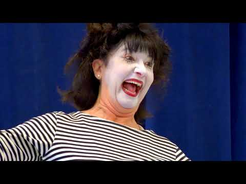 Karina the Mime McSwain Elementary School