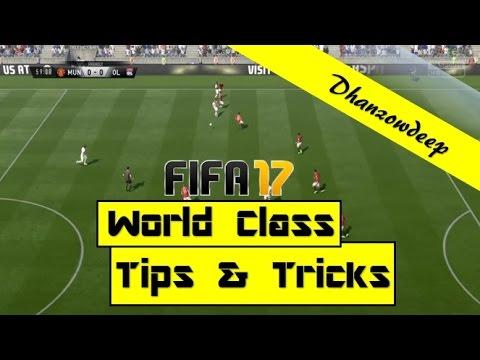FIFA 17 World Class Difficulty - Tips & Tricks