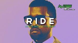 Kanye West x Fabolous Type Beat - Ride (Prod. By StrideHitz )