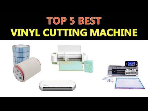 Best Vinyl Cutting Machine 2018