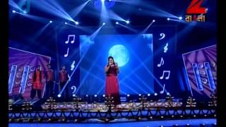 Sa Re Ga Ma Pa Gane Gane Tomar Mone - October 31, 2014 - Anwesha
