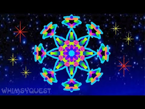 WhimsyQuest Kaleidoscope: Driving All Night to Get to You. Up Tempo