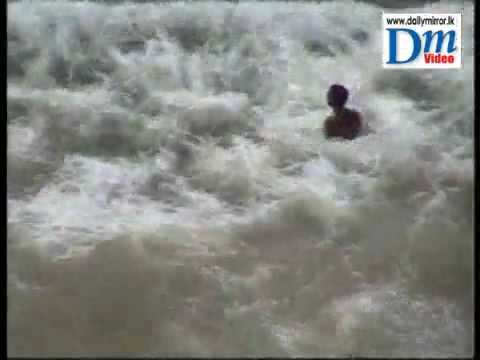 Tamil Man Forced to Drown by Sinhala Police/Army - Colombo