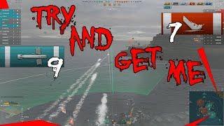 Minotaur CARRY - World of Warships