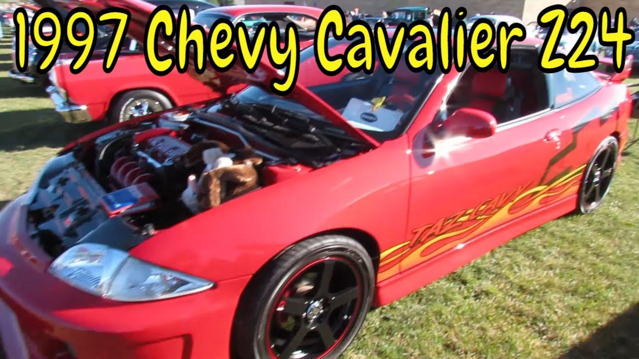 1997 Chevy Cavalier Z24  YouTube