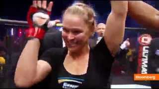 girl fight ufc mints its first 1m female fighter video