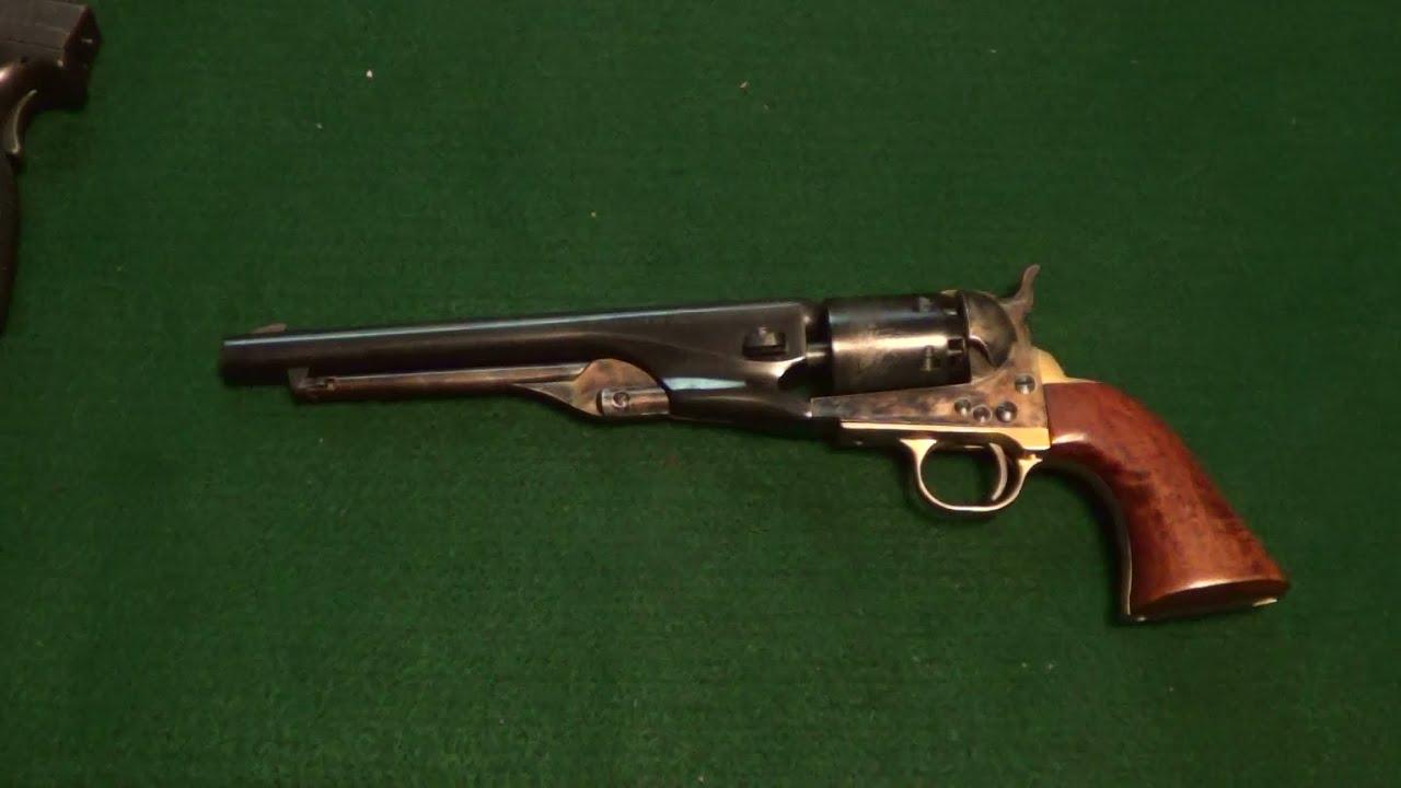 1861 Navy Percussion Revolver