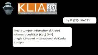 KLIA chime sound before announcement (jingle)