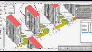Предварительный расчет инсоляции жилого комплекса. Часть 3(, 2015-02-05T11:08:39.000Z)