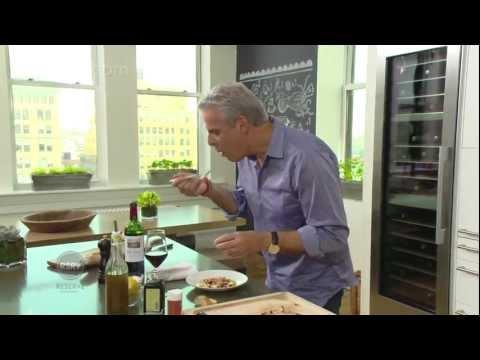Eric Ripert cooks Anthony Bourdain inspired Octopus Recipe [Pulpo A La Gallega - How--To]